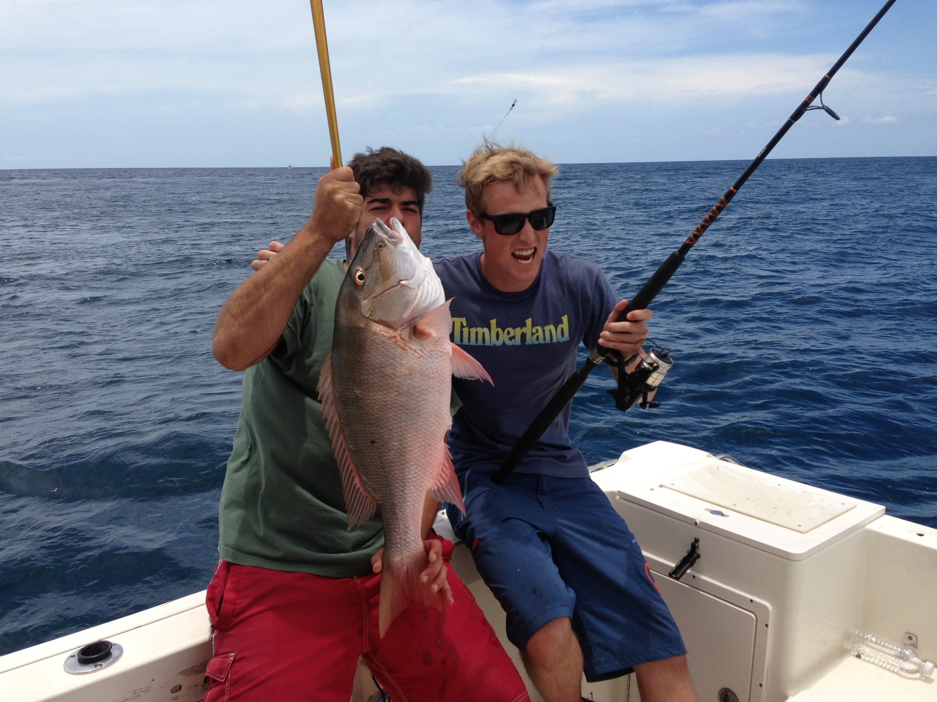 Miami Beach Fishing Charters 20 mutton