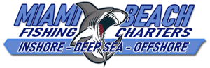 MIAMI BEACH FISHING CHARTERS CLEAR LOGO
